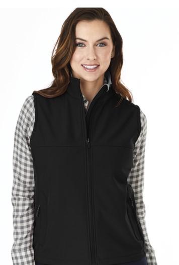 classic soft shell vest